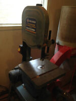 Band Saw, great condition with extra blades and fence included