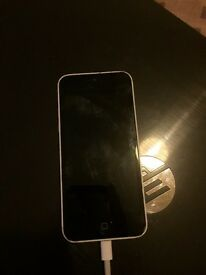 iPhone 5c 16gb unlocked to any network