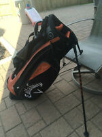 Calloway Golf Bag - broken stand