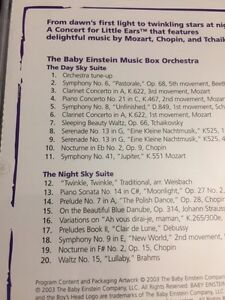 5 CD's with children's songs and baby lullabies Strathcona County Edmonton Area image 3