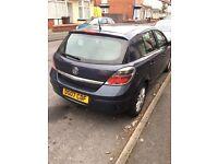 Vauxhall Astra 1.8 petrol 07 plate (not BMW Audi ford corsa volkswagen seat fr Honda)