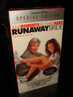 VHS-RUNAWAY BRIDE-FILM/MOVIE