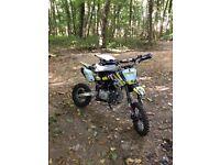2015 M2R 140 crf70 size frame