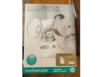 Mother are manual breast pump