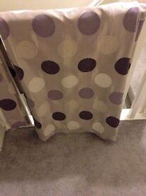 Eyelet curtains REDUCED