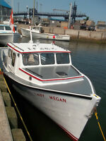 Lady Megan Fishing Boat