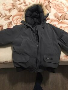 Canada goose grey chilliwack bomber large  West Island Greater Montréal image 1