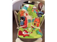 Fisher Price Woodland Friends Take-along Swing