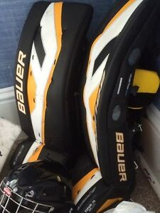 Bauer one.9 pads