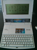 Brother Vintage portable super power note PN-8510MDS