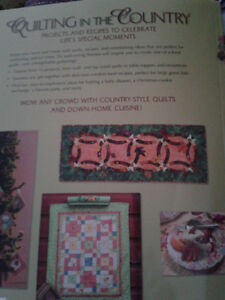 COUNTRY QUILTING BOOK London Ontario image 6