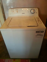 Laveuse et secheuse, washer and dryer LIKE NEW