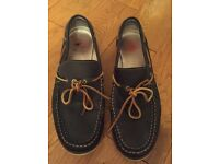 Mens joules boat shoes -size 44 U.K. 10/10.5