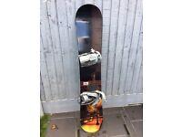 "Large K2 Fuse snowboard 5' 2"" /157cm"