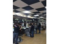 Experienced Barber Required (Full Time or Part Time)