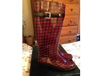 Brand new Ralph Lauren wellies Wellington boots size 4