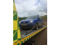VW lupo spares or repairs