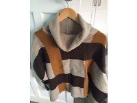 Zara wool knitted jumper -Size M