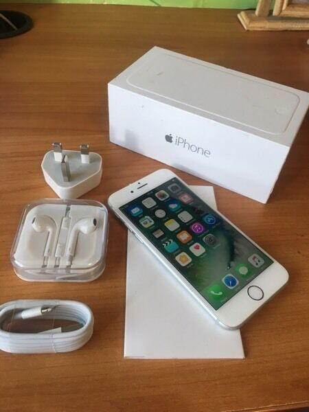 iPhone 6 16GB Unlocked Mint Condition Boxed With Accessoriesin Nottingham City Centre, NottinghamshireGumtree - iPhone 6 16GB UNLOCKED to any network, iPhone is in great condition as Ive taken great care of it! No scratches or dents! Its in excellent working condition & everything works perfect! Comes boxed with all accessories as shown in the photos! No...