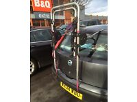 Halfords Exodus bike rack
