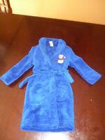 Pyjamas et robe de chambre 3T pour garçon