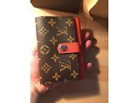 Louis Vuitton genuine leather wallet purse