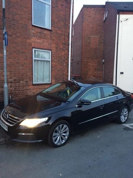 VW Passat CC 2.0 Diesel High Spec Cream Leather- 12 Months Moted Perfect Beautiful Condition Swap!!