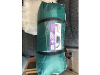 6 man tent , camping , used once