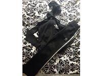 Adidas tracksuit size 6-8