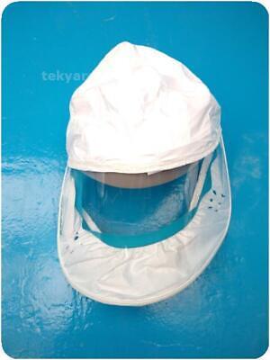 Bullard 20lf Respirator Facepiece Lot Of 2 262347