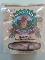 Triumph Peanut Butter Biscuits - Your dog will love them!