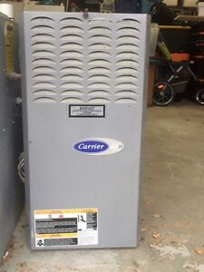 Furnace - Carrier 8000TS mid eff.