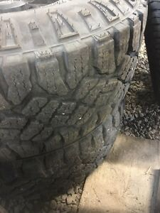 "17"" AE Alloys 315/70r17 tires Peterborough Peterborough Area image 2"