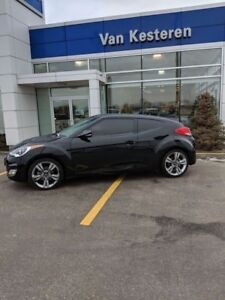 2015 Hyundai Veloster 1.6 TECH 6MT