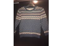 Boys jumper size 7-8 good condition