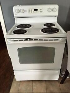 """GE Self Cleaning 30"""" Electric stove"""