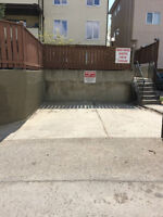 Over Sized Parking Stall - Sunalta - 1 block to CTrain station