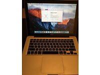 """Apple MacBook 13"""" 2.4Ghz Core Duo, 4Gb RAM"""