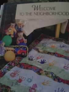 COUNTRY QUILTING BOOK London Ontario image 3