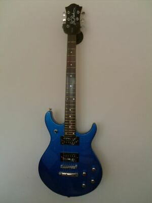BC Rich Supremo Exclusive Em2 Azul Guitarra Eléctrica