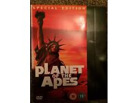 PLANET OF THE APES - SPECIAL EDITION DVD BOXSET