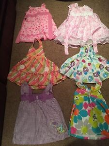 Girls spring/summer clothes size 24mo/2T