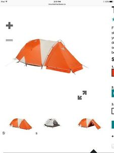 Tent/tente 2 pl - mountain wear (former Trango model)
