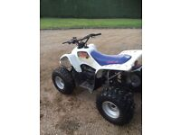 Apache lightning 100 quad bike...£600ono