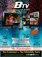 BTV $244.95 ,  SHAVA TV $ 249.99 ,JADOO,4,$249,99  EID,SALE