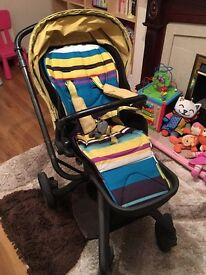 Quick sell £215 for mamas papas Mylo Pushchair & Carrycot Set