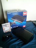 PS3 bundle + 21 games