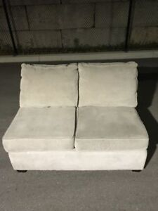 Beautiful Light Grey Couch for sale