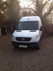 NO VAT Mercedes sprinter for sale this vehicle is in good condition