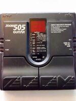 Zoom 505 Multi Effects